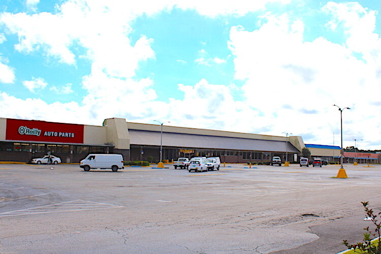 This strip mall may someday give way to future redevelopment for the intersection of Fowler Avenue and Nebraska Avenue.