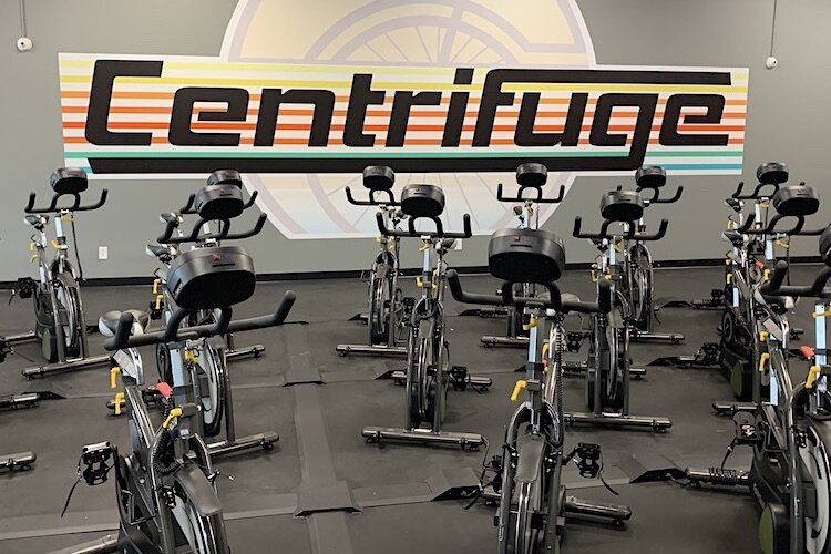 Centrifuge Cycling Studio in St. Pete goes green with energy-producing cycles.