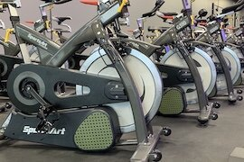 Energy-producing cycles at Centrifuge Cycling Studio in St. Pete.