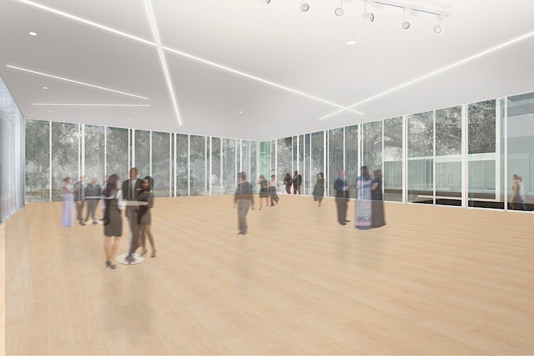 Lots of light and open space are part of the vision for new African-American museum in Midtown St. Pete.