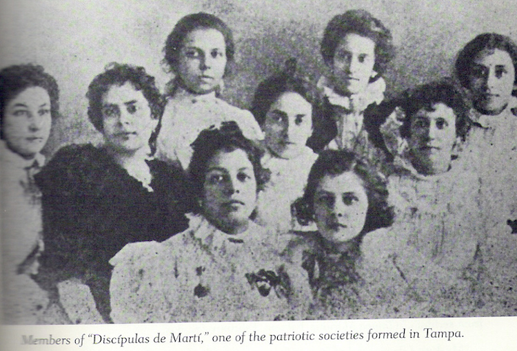 Revolutionary Club women