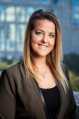Gracie Leigh Stemmer is President of Startup Tampa Bay Inc.
