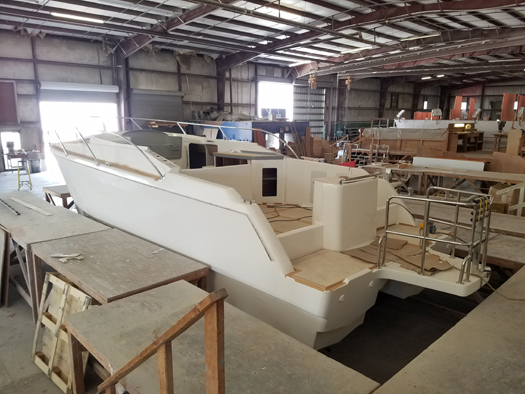 Clearwater Boat Manufacturer Adding Jobs After Merger