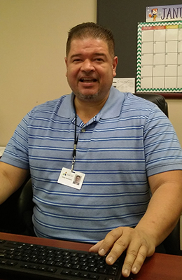 Omar Velazquez is Outreach Youth Counselor for CareerSource Tampa Bay.