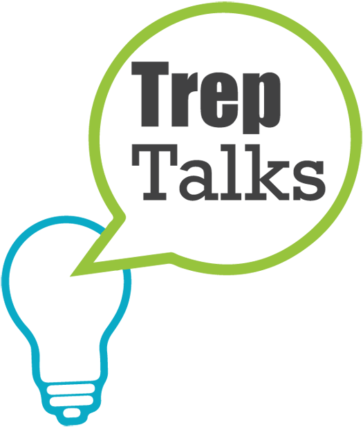 Quarterly Trep Talks meetings help entrepreneurs learn, network.