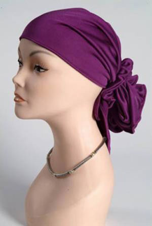 Sarasota Designer Receives US Patent For BeauBeau Headscarf  Beaubeau Head Scarves