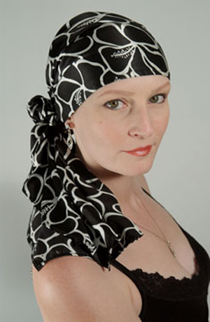 Sarasota Designer Receives US Patent For BeauBeau Headscarf  Beaubeau Head Scarf