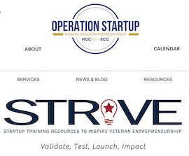HCC's Operation Startup program for veterans.