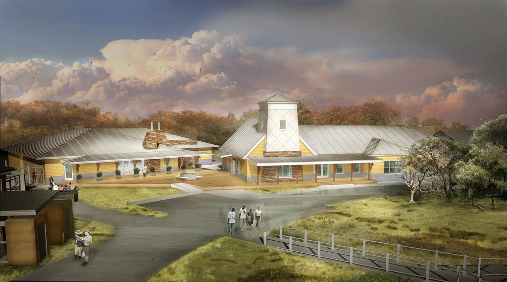 A new state-of-the-art veterinary hospital will open at Lowery Park Zoo in late 2014.
