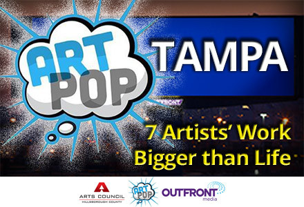 ArtPopTampa -- 7 artists
