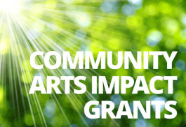 New grants for arts-based organizations