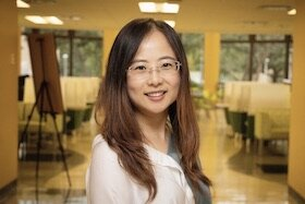 Sarah (Ying) Zhong, an assistant professor of engineering at USF.