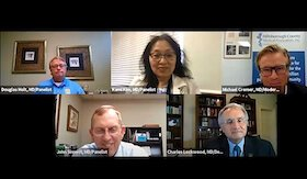 Hillsborough County Medical Association virtual Town Hall on COVID-19 held July 21.