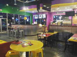 The Fuzzy's Taco Shop location planned for Temple Terrace/USF will look similar to the location already open in Brandon.