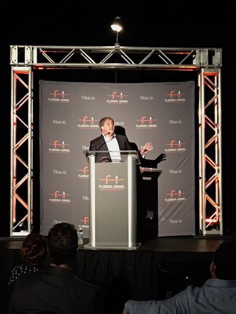 Jeff Vinik addresses Innovation Fusion crowd