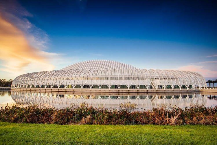 Florida Polytechnic University in Lakeland, the newest of the 12 institutions in the State University System of Florida.