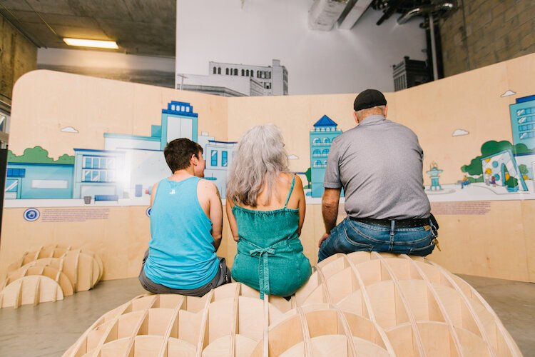 Let's Create a Playable City at Second Century Studios in downtown Clearwater.