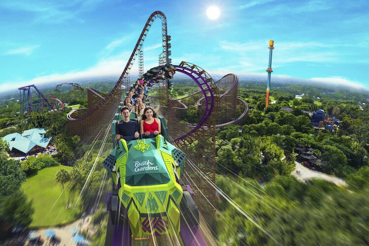 Iron Gwazi, a new steel roller coaster, is expected to open at Busch Gardens Tampa in 2020.