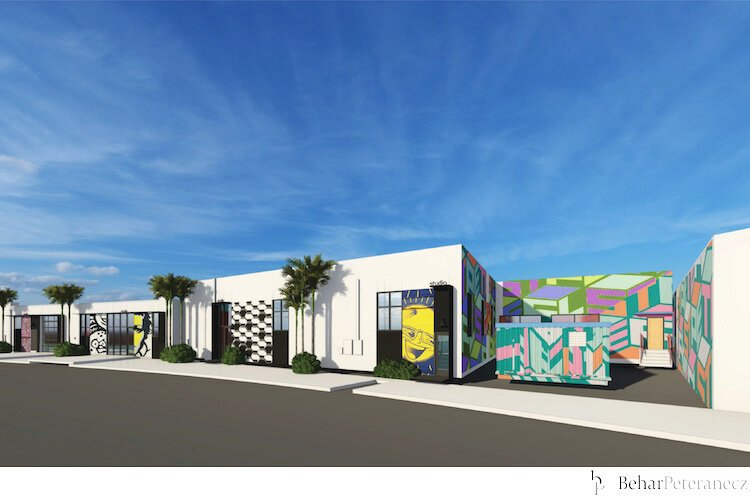 The Factory Rendering at Fairgrounds in St. Pete.