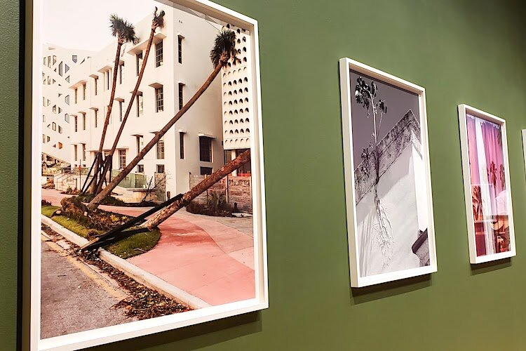 Photography from Miami-based artist Anastasia Samoylova, whose ongoing photographic series reflects the impacts of sea level rise in South Florida.