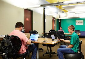 Tampa Bay Wave offers co-working space and other services for tech startups in Tampa.