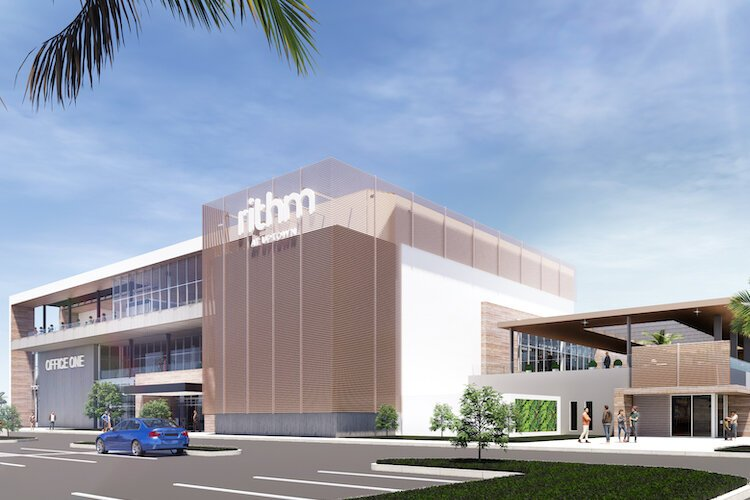 RITHM is an acronym that stands for Research, Innovation, Technology, Habitat, and Medicine and speaks to the dynamic redevelopment now underway.