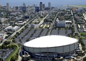 Tropicana Field property included in RFP.