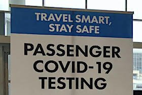 BayCare is offering COVID-19 testing for travelers arriving and departing at Tampa International Airport.