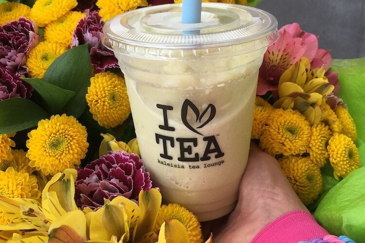 Kalesia Tea Lounge is a frequent stop for FlowerFive and part of the Shopping and Sharing network.