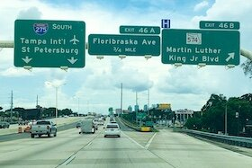 Central and East Tampa would see an economic boost with transportation improvements.