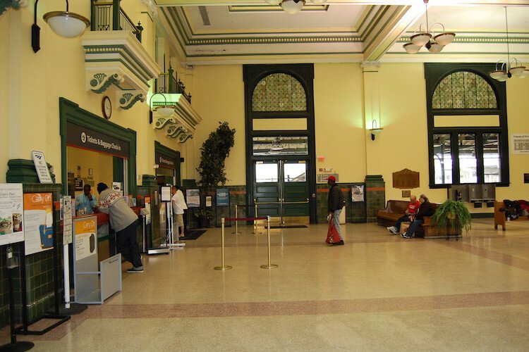 The City of Tampa is considering options for repurposing part of Tampa Union Station.