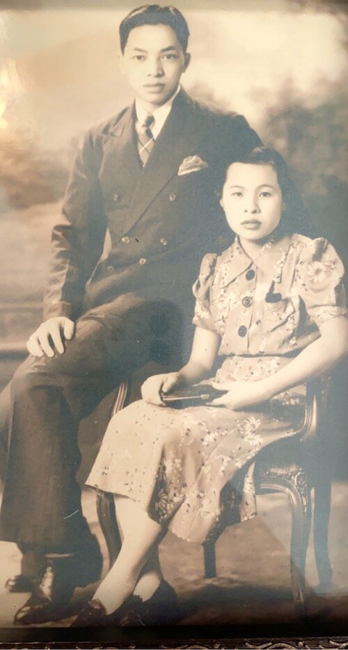 Lauren Wong's great-grandparents immigrated to the U.S. from China.