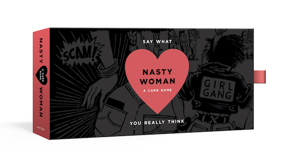 Nasty Women card game
