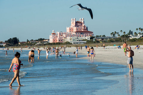 36 hours in St. Pete Beach