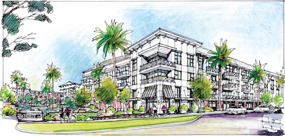 Phillips Development and Realty project in Skyway Marina District
