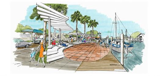 The iconic Tarpon Springs' sponge docks will get a $1.3 million makeover.