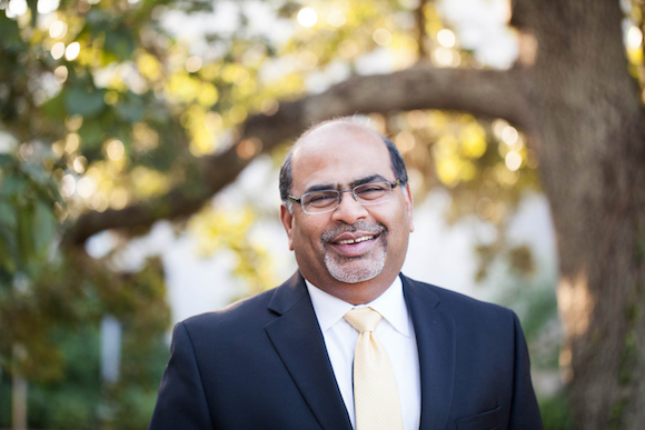 Sri Sundaram, dean of the Kate Tiedemann College of Business at USFSP