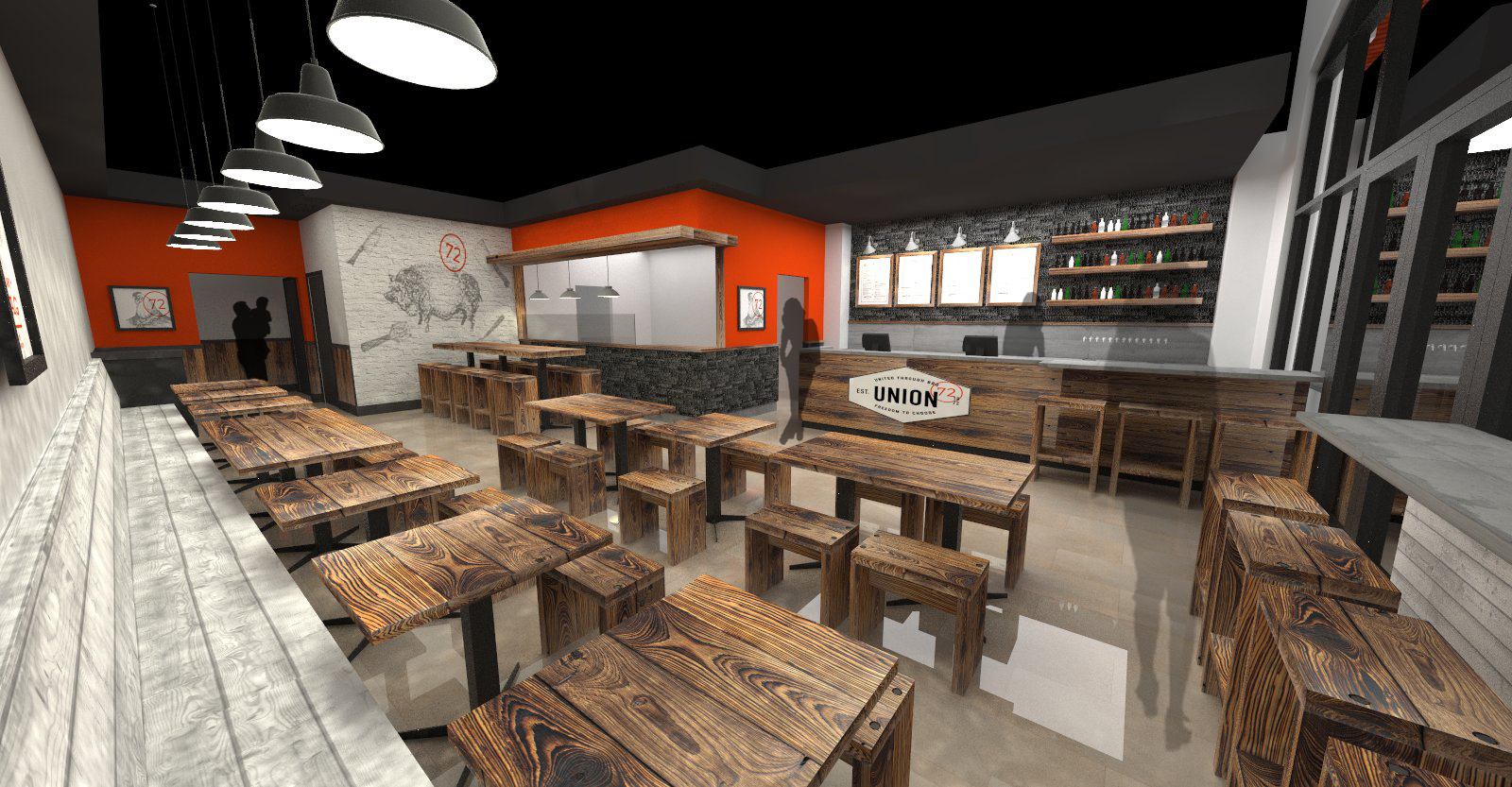 Elevated Barbecue Restaurant UNION72 To Open At The Shops Wiregrass In November