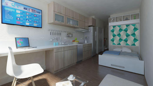 Developer Proposes Micro Apartments In Downtown Tampa